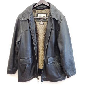 Wilsons M. Julian Thinsulate Leather Jacket Size L